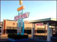 Tiltshift Web Gallery ROUTE66